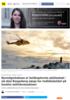 Hovedgirboksen er helikopterets akilleshæl - nå skal Kongsberg sørge for vedlikeholdet på hundre militærmaskiner