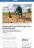 Hungersnød med bivirkninger truer afrikanske land