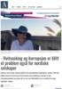 - Hvitvasking og korrupsjon er blitt et problem også for nordiske selskaper