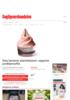Ikea lanserer plantebasert, vegansk jordbærsoftis