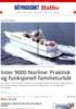 Inter 9000 Norline: Praktisk og funksjonell familieturbåt