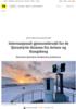 Internasjonalt gjennombrudd for de fjernstyrte tårnene fra Avinor og Kongsberg