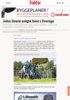 John Deere solgte best i Sverige