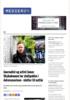 Journalist og artist Jonas Skybakmoen tar sluttpakke i Adresseavisen - slutter til nyttår