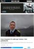 Kaare Songstad: Vil rydde opp i ukultur i Vest politidistrikt