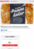 Kakemesteren med ny millionkontrakt på pannekaker