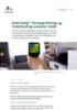 Kald bolig? Termografering og trykktesting avslører trekk