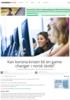 Kan korona-krisen bli en game-changer i norsk skole?