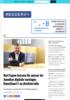 Karl Espen Iversen får ansvar for Amedias digitale varelager. Konstituert i ny direktørrolle