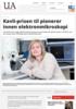 Kavli-prisen til pionerer innen elektronmikroskopi