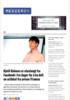 Kjetil Rolness er utestengt fra Facebook i tre dager for å ha delt en artikkel fra avisen iTromsø