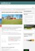 Klart for årets første store golfhelg i Norge