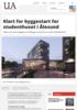 Klart for byggestart for studenthuset i Ålesund