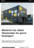 Økokrim har siktet Westerdals for grovt bedrageri