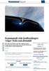 Kommunalt eide kraftselskaper velger Tesla som firmabil