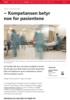 - Kompetansen betyr noe for pasientene