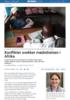 Konflikter svekker mødrehelsen i Afrika