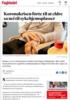 Koronakrisen førte til at eldre sa nei til sykehjemsplasser