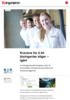 Kravene for å bli bioingeniør stiger - igjen