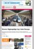 Krever tilgjengelige tog i hele Europa
