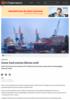 Kroatiske eiere byttes ut med norske: Kleven verft er reddet
