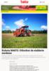 Kubota M4072: Utfordrer de etablerte merkene