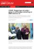 LEIAR: Regjeringa må setja i gang ei uavhengig evaluering av ABE-reforma no