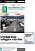 LO-forbund krever nedleggelse av Nye Veier