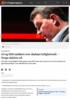 LO og NHO sjokkert over skyhøye ledighetstall: - Norge skjelver nå