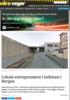 Lokale entreprenører i ledelsen i Bergen