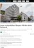 Lover nytt politihus i Bergen: Nå skal dette byttes ut