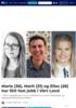 Maria (36), Elias (26) og Marit (31) har fått fast jobb i Vårt Land