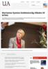 Marianne Synnes Emblemsvåg tilbake til NTNU
