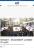 Messen i Dusseldorf usettes til april