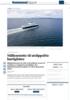 Millionstøtte til utslippsfrie hurtigbåter