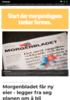 Morgenbladet får ny eier - legger fra seg planen om å bli digital dagsavis