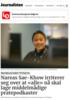 MORGENRUTINEN: Nareas Sae-Khow irriterer seg over at «alle» nå skal lage middelmådige pratepodkaster