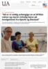 """""""Nå er vi veldig avhengige av at NTNUs rektor og styret virkelig hører på innsigelsene fra Gjøvik og Ålesund"""""""