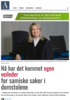 Nå har det kommet egen veileder for samiske saker i domstolene