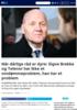 Når dårlige råd er dyre: Sigve Brekke og Telenor har ikke et omdømmeproblem, han har et problem