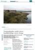 Nasjonalparker under press - handlekraftige styrer trengs