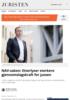 NAV-saken: Etterlyser sterkere gjennomslagskraft for jussen