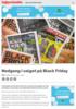 Nedgang i salget på Black Friday