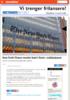 New York Times varsler kutt i Paris-redaksjonen