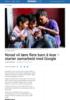 Norad vil lære flere barn å lese - starter samarbeid med Google