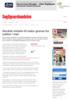 Nordisk initiativ til maks-grense for sukker i mat