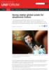 Noreg støttar global avtale for akademisk fridom
