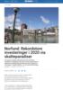 Norfund: Rekordstore investeringer i 2020 via skatteparadiser