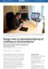 Norge med ny kjempebevilgning til utvikling av koronavaksine