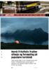 Norsk Friluftsliv frykter slitasje og forsøpling på populære turistmål